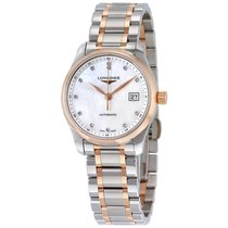 Longines Master Collection L22575897 Mother of Pearl Dial...
