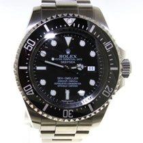 Rolex Sea-Dweller Deepsea Acier 44mm Noir Belgique, Antwerpen