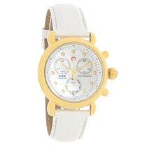 Michele CSX 36 Diamond Chronograph Quartz Watch MWW03M000202