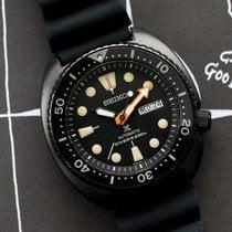 Seiko Prospex Limited Edition Turtle Black Series SRPC49K1