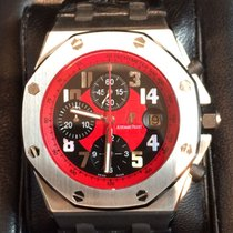 Audemars Piguet Royal Oak Offshore Steel 44mm Arabic numerals