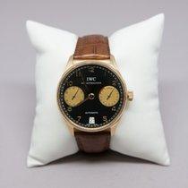IWC Portugieser Automatik neu 2011 Automatik Uhr mit Original-Box und Original-Papieren IW500121