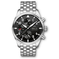 IWC IW377710 Steel 2019 Pilot Chronograph 43mm new United States of America, Iowa