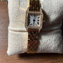 Cartier Santos Demoiselle Factory Diamonds