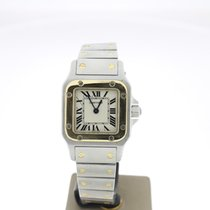 Cartier Santos Galbée 1567 1998 gebraucht