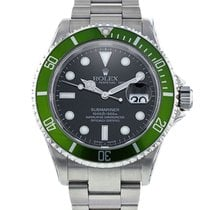 Rolex 16610 LV Acero Submariner Date 40mm