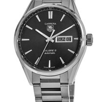 TAG Heuer WAR201A.BA0723 Steel Carrera Calibre 5 41mm