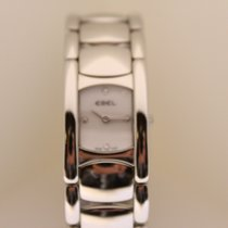Ebel Çelik 19mm Quartz E 9057A21 yeni
