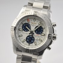 Breitling Colt Chronograph Steel 44mm Silver