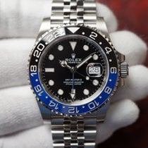 Rolex GMT-Master II Steel 40mm Black No numerals United States of America, Florida, Orlando