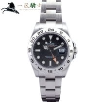 Rolex Explorer II Steel Black