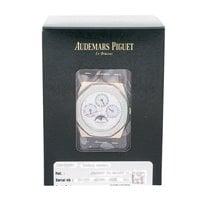 Audemars Piguet Royal Oak Perpetual Calendar pre-owned 39mm Pink Moon phase Date Perpetual calendar Fold clasp