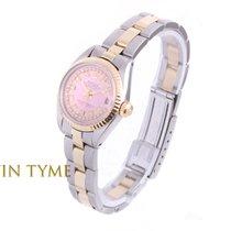 Rolex Lady-Datejust Золото/Cталь Розовый