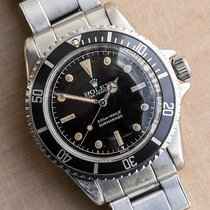 Rolex Submariner (No Date) 5512 1962 подержанные