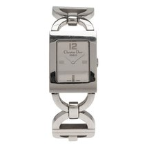 Dior Acél Kvarc Dior Silver Stainless Steel Malice használt