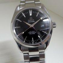 Omega Seamaster Aqua Terra Steel 39mm Black