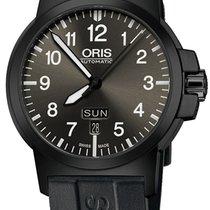 Oris BC3 Steel 42mm Black Arabic numerals United States of America, Florida, Miami