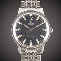 Omega 165.002 Vintage Steel 1967 Seamaster pre-owned