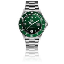 Ice Watch Çelik Quartz Yeşil 40mm yeni
