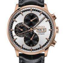 Mido Men's M0164143603159 Commander II Watch
