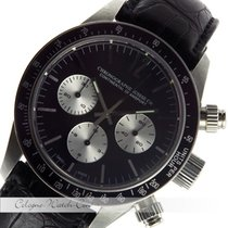 Chronographe Suisse Cie Cie Continental Chronograph Stahl 1