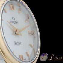 Omega De Ville Prestige Small Quartz 18kt Rotgold/Edelstahl  ...