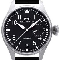 IWC Big Pilot Steel Black United States of America, New York, Brooklyn