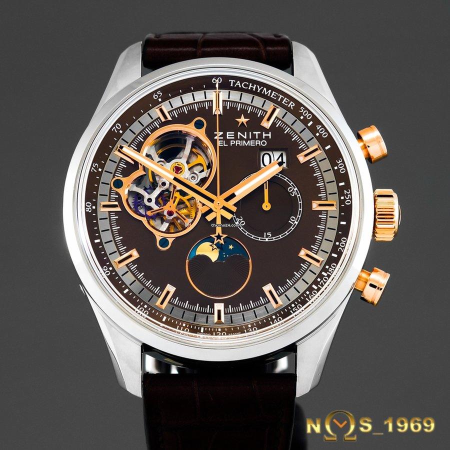 Ceny hodinek Zenith El Primero  4a22d99a127