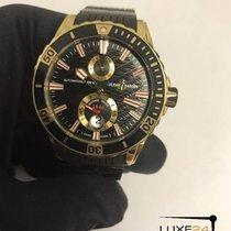 Ulysse Nardin Diver Chronometer Pозовое золото Россия, Москва