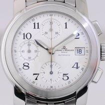 Baume & Mercier Capeland silver dial Chronograph Automatic...