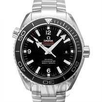 Omega Seamaster Planet Ocean 600M Omega Co-Axial 45.5mm Black...