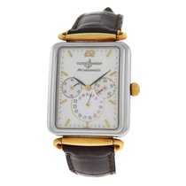 Ulysse Nardin Men's  Michelangelo 174-44 MOP 18K Yellow Gold