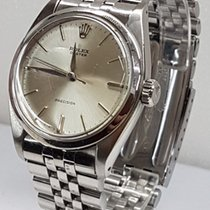 Rolex Oyster Precision stainless steel with box and papers 1963