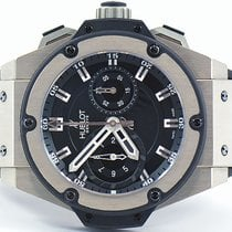 Hublot Big Bang King Power Foudroyante Zirconium 48mm