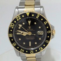 Rolex 1972 Rolex Oyster Perpetual Gmt Master Two Tone Nipple...