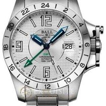 Ball Engineer Hydrocarbon Magnate 40mm Plata