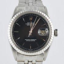 Rolex DateJust Stahl 36mm Referenz 1603 Baujahr ca.1974