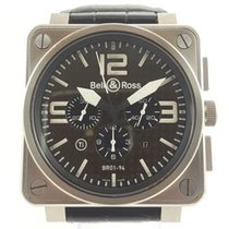 Bell & Ross BR 01-94 Automatic Titanium Chronograph