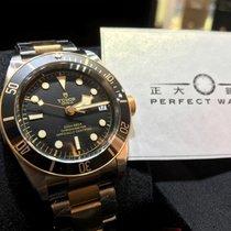 帝陀 Perfect-Black Bay S&G 79733N