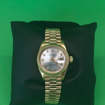 Rolex Datejust (Submodel) pre-owned Yellow gold