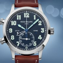 Patek Philippe Travel Time 5524G-001 2019 pre-owned