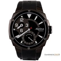 Alpina Steel 46mm Automatic AL950X4AE6 pre-owned UAE, Dubai