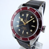 Tudor Heritage Black Bay Red Edition
