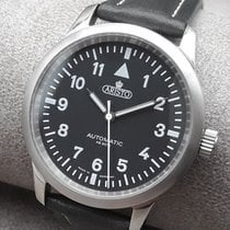 Aristo Steel Automatic Black 40mm new