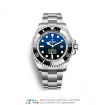 勞力士 Sea-Dweller Deepsea 鋼 44mm 無數字
