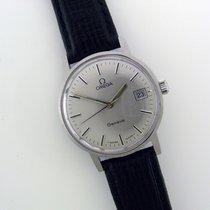 Omega Genéve stainless steel manual watch