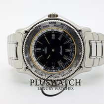 Ebel Voyager 9124913 pre-owned