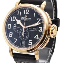 Zenith Pilot Type 20 Annual Calendar 48mm Black United States of America, California, Beverly Hills