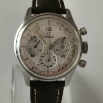 Omega Chronograph 35mm Manual winding 1952 pre-owned