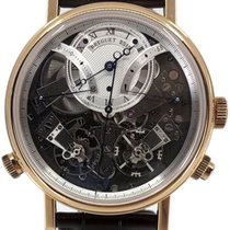Breguet Tradition Rose gold 44mm Silver Roman numerals United States of America, Florida, Naples